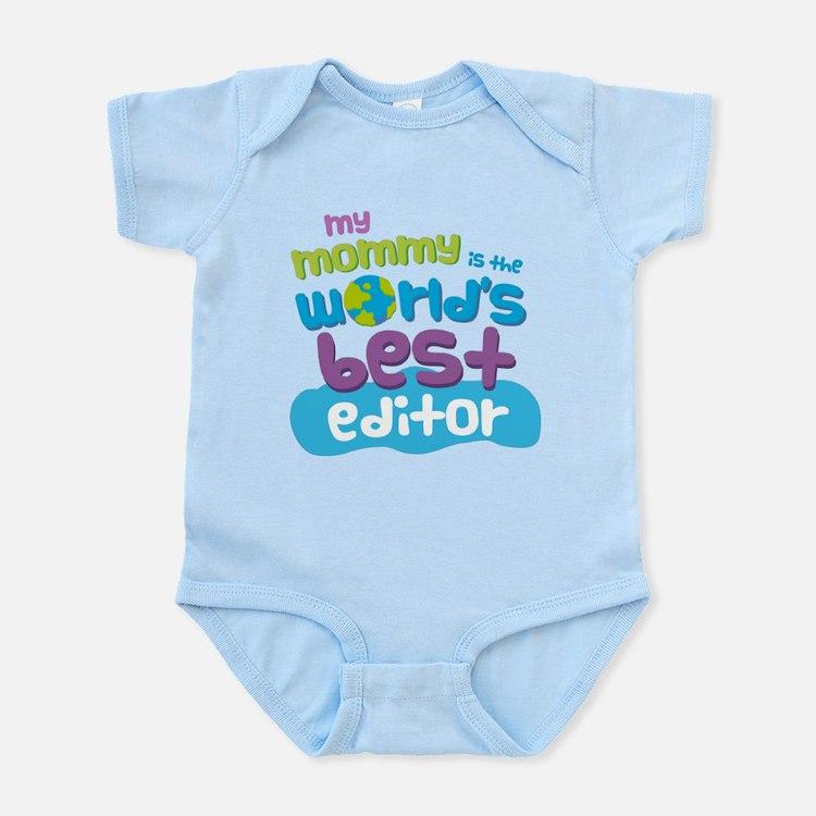 Editor Gift for Kids Infant Bodysuit