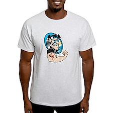 Retro Tattoo'ed (Inked) Stud T-Shirt