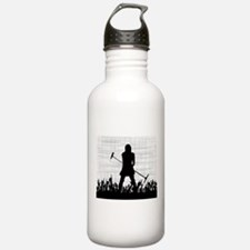Singer on Stage Grung Water Bottle