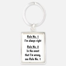 The Rules Keychains