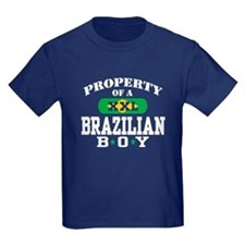 Property of a Brazilian Boy T