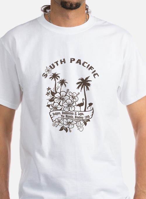 South Pacific Men's T-Shirt