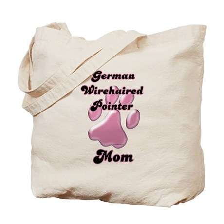 Wirehaired Mom3 Tote Bag