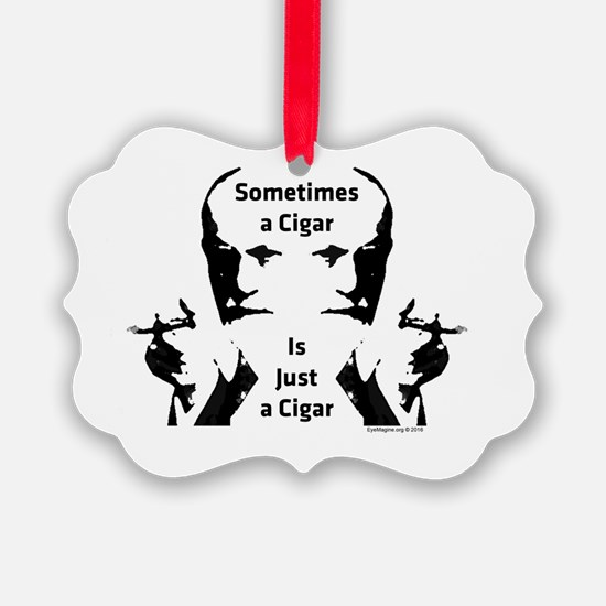 Cute Psychiatry Ornament