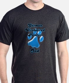 Wirehaired Dad3 T-Shirt