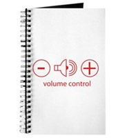 Volume Control Journal