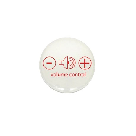 Volume Control Mini Button (100 pack)