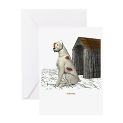 Parsons Greeting Card
