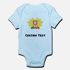 Portugal Coat Of Arms Body Suit