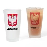 Poland Drinking Glass