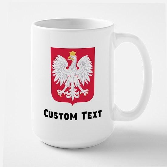 Poland Coat Of Arms Mugs