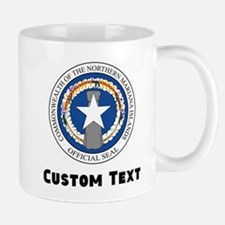 Northern Mariana Islands Coat Of Arms Mugs