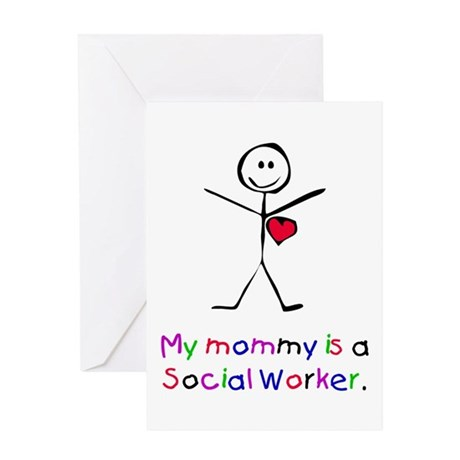 My Mommy is a SW Greeting Card