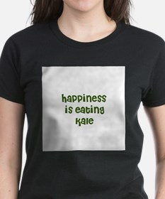 happiness is eating kale T-Shirt