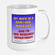 Support Your Wife Mugs