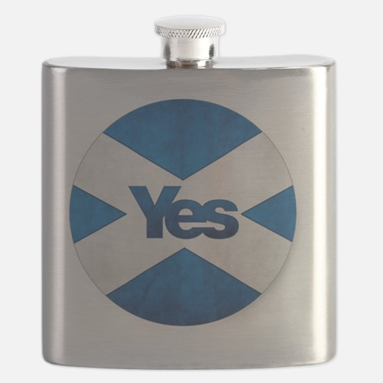 Cute Yes Flask