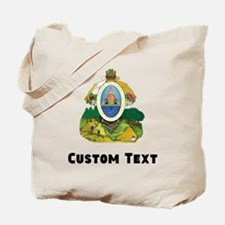 Honduras Coat Of Arms Tote Bag