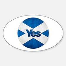 Yes to Independent Scotland 'Saor Alba Go Decal