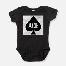 Funny Ace Baby Bodysuit