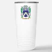 Spirit Coat of Arms - F Travel Mug