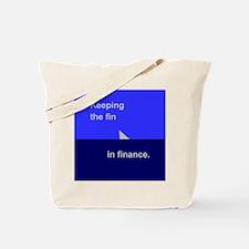 Finance 1 Tote Bag