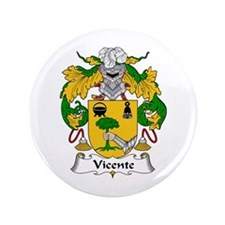 "Vicente 3.5"" Button (100 pack)"