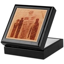 Great Gallery Pictographs Keepsake Box