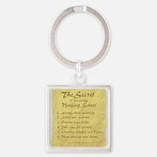 Nursing School Secret Keychains
