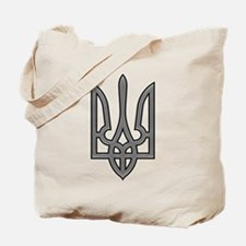 Ukrainian trizub Tote Bag