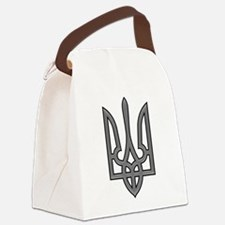 Ukrainian trizub Canvas Lunch Bag