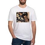 Fitted Yamamoto Kansuke T-Shirt