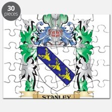 Stanley Coat of Arms - Family Crest Puzzle