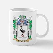 Starkey Coat of Arms - Family Crest Mugs