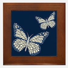 Jewish Monarch Framed Tile