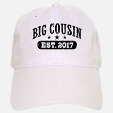 Big Cousin Est. 2017 Baseball Baseball Cap