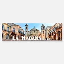 La Habana Sticker (Bumper)