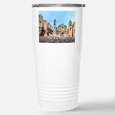La Habana Stainless Steel Travel Mug