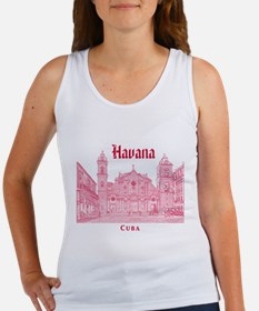 La Habana Women's Tank Top