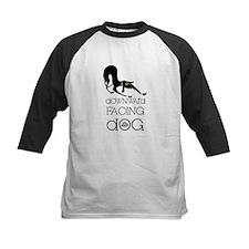 Downward Facing Dog Yoga Tee