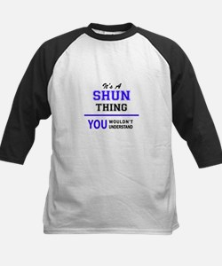 It's SHUN thing, you wouldn't unde Baseball Jersey