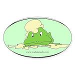 Oval Sticky Toad