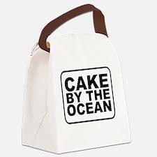Funny Jonas Canvas Lunch Bag
