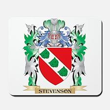 Stevenson Coat of Arms - Family Crest Mousepad