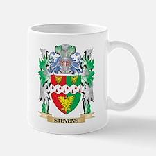 Stevens Coat of Arms - Family Crest Mugs
