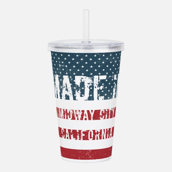 Made in Midway City, C Acrylic Double-wall Tumbler