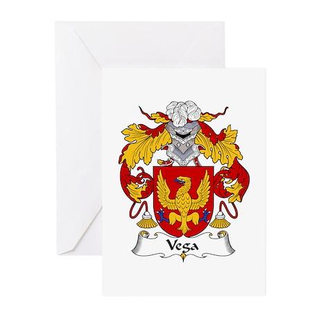 Vega Greeting Cards (Pk of 20)