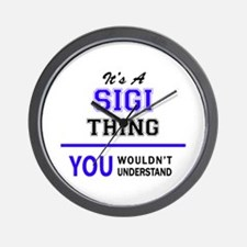 It's SIGI thing, you wouldn't understan Wall Clock