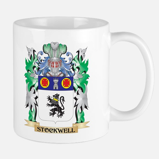 Stockwell Coat of Arms - Family Crest Mugs
