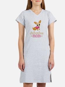 Chihuahua Mom Women's Nightshirt