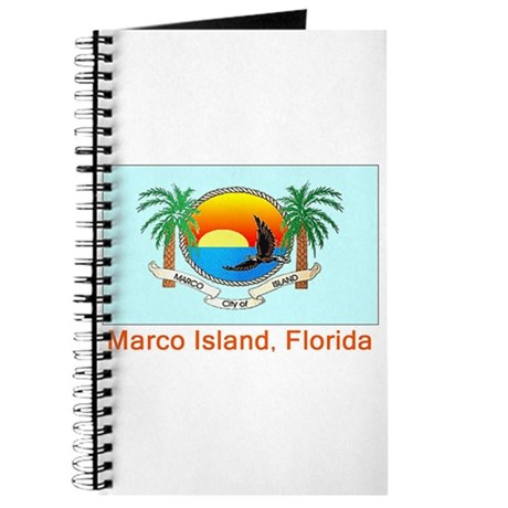 Marco Island FL Flag Journal